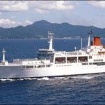 【第2話:関西汽船船旅&中国への洋上研修】